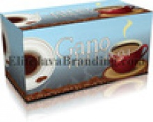 ganoderma slimming dietary natural hot cocoa - product's photo
