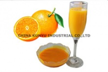 100% natural orange juice concentrate - product's photo