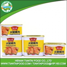 canned chopped pork  - product's photo