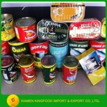 cheap wholesale canned food exporter - product's photo