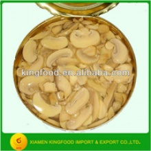 canned mushroom pieces stems in brine - product's photo