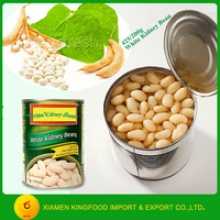 canned white kidney bean in water - product's photo