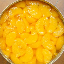 orange color canned orange/ fresh fruit and fresh mandarin orange - product's photo