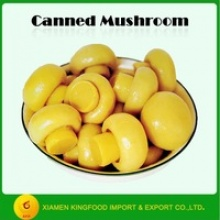 exporting canned button mushroom new season canned whole button mushroom - product's photo
