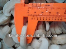 newest crop champion mushroom slice - product's photo