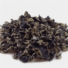 high quality black fungus wood ear mushrooms - product's photo