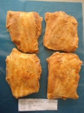 frozen orleans chicken leg meat steak - product's photo