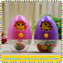 multi-functional kinder joy eggs with plastic candy toy - product's photo