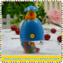 funny kinder chocolate surprise with plastic candy toy - product's photo