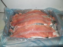 frozen salmon skin  - product's photo
