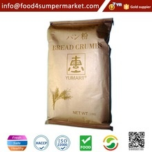 bread crumbs yellow japanese panko bread crumbs - product's photo
