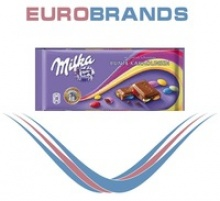 milka bunte kakaolinsen - product's photo