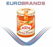 zentis apricot 295g - product's photo