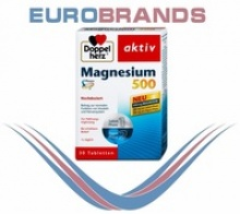doppelherz magnesium 500 - product's photo