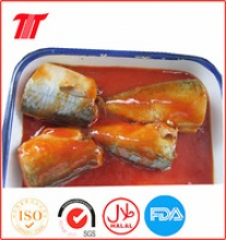 canned sardine in oil and sauce - product's photo