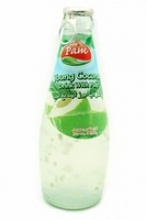 coconut juice with pulp - product's photo
