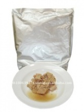 tuna pouch in oil - product's photo