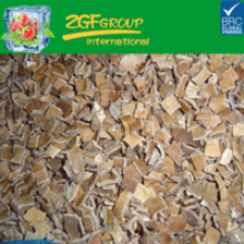 iqf frozen diced black fungus - product's photo