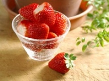 canned strawberry - product's photo