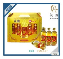 alcoholic beverage american ginseng juice wine - product's photo