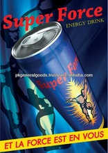 energy drink co2 canned - product's photo