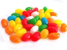 cheap halal dragees candy health food jelly bean sweet - product's photo