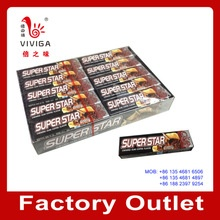 coffee flavor five stick super star chewing gum  - product's photo