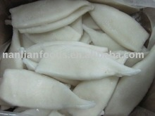 frozen seafood (squid tubes) - product's photo