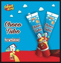 chocolate in tube - product's photo