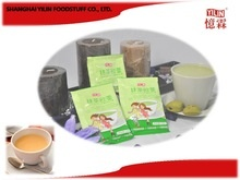 green tea flavor instant milk tea - product's photo