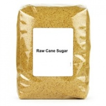 brown cane sugar - product's photo