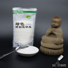 healthy refined low sodium edible salt - product's photo