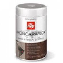illy whole bean coffee, monoarabica - brazil - product's photo