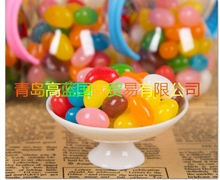 colorful jelly bean and fruity jelly bean candy - product's photo