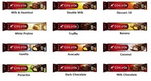 cote d'or chocolate bars - product's photo