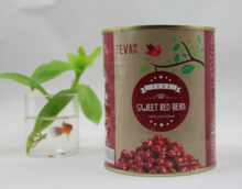 nutrition canned light red kidney beans - product's photo