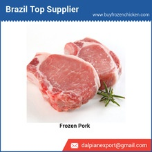 frozen pork breast bones - product's photo