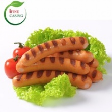 edible halal collagen sausage casing - product's photo