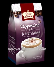 cappuccino instant coffee - product's photo