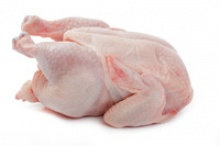 whole frozen chicken halal - product's photo