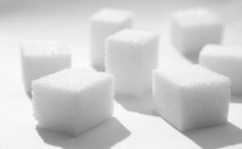 crystal white sugar - product's photo