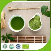 japanese organic matcha green tea powder c - product's photo