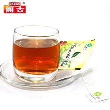chinese super red instant honey ginger tea - product's photo