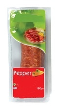 air dry salami with pepper - product's photo