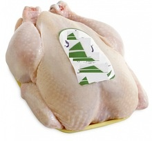 halal whole frozen chicken - product's photo