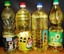sunflower oil - product's photo