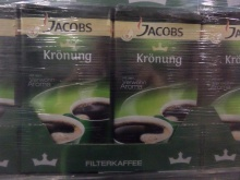jacobs cronat gold instant coffee 200g - product's photo