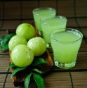 indian gooseberry juice - product's photo
