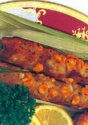 chicken seekh kebab - product's photo