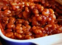 canned baked beans - product's photo